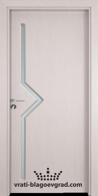 Интериорна врата Гама 201 Перла