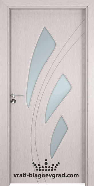 Интериорна врата Гама 202 Перла