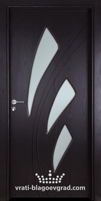 Интериорна врата Гама 202 Венге