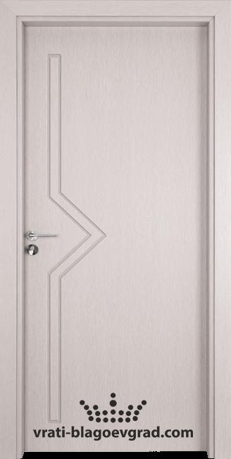 Интериорна врата Гама 201p Перла
