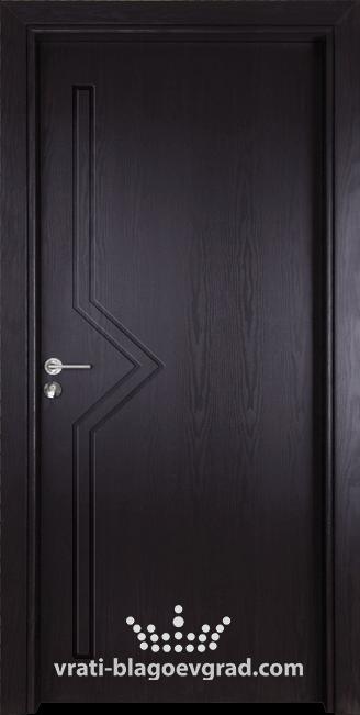 Интериорна врата Гама 201p Венге