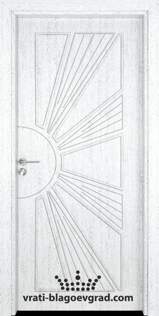 Интериорна врата Гама 204p Бреза