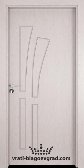 Интериорна врата Гама 205p Перла