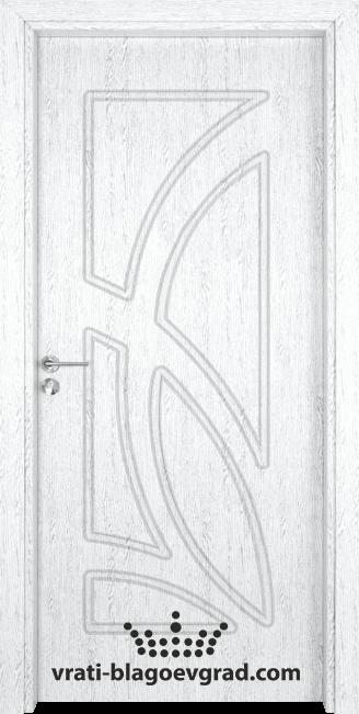 Интериорна врата Гама 208p Бреза