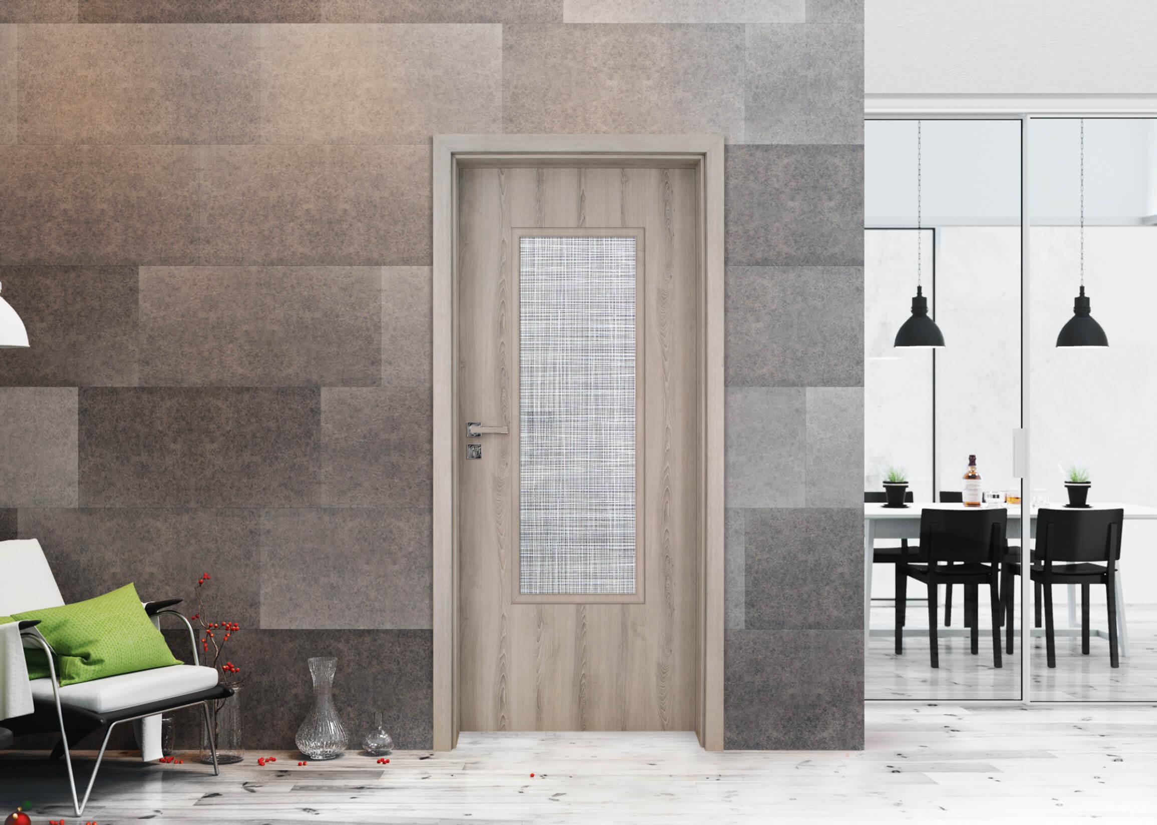 Променете стила на Вашето жилище с помощта на интериорните врати
